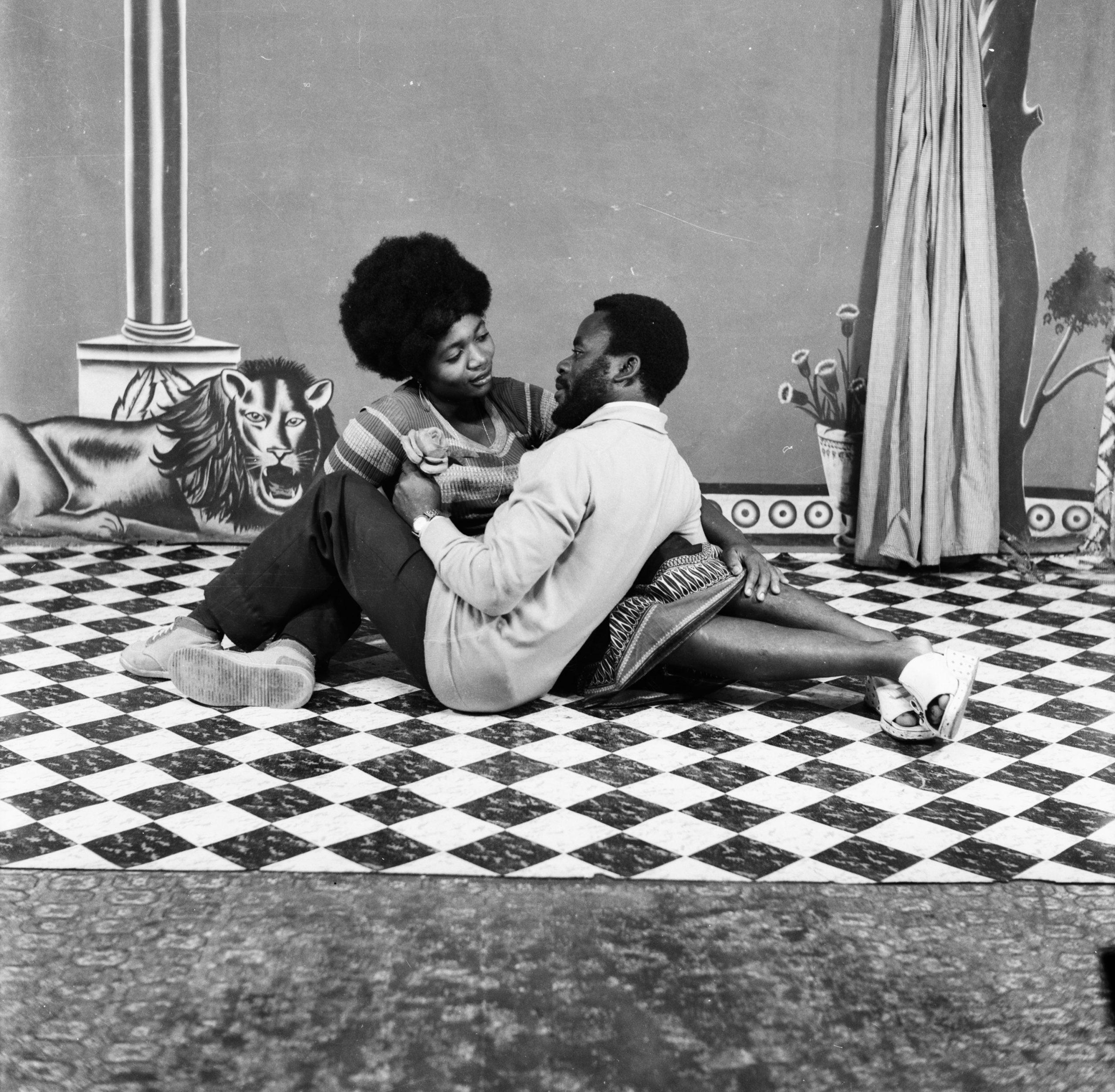 Photo Cameroon: Studio Portraiture, 1970s-1990s
