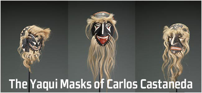 Fowler in Focus: The Yaqui Masks of Carlos Castaneda