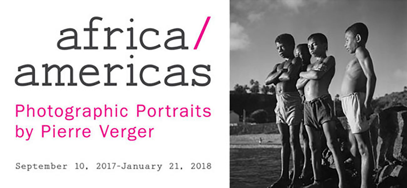 Africa/americas: Photographic Portraits By Pierre Verger