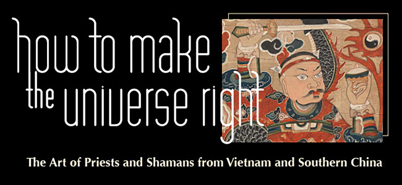 The Art Of Priests And Shamans From Vietnam And Southern China
