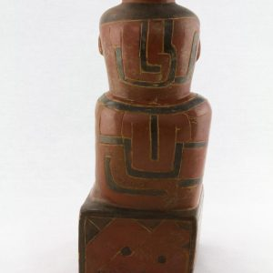 UCLA Fowler Museum Collection: X88.828 Chavin vessel back view