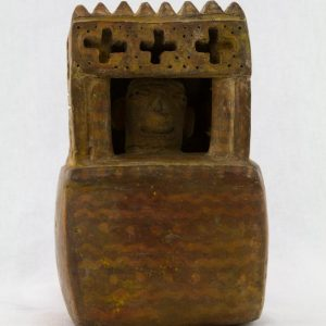 UCLA Fowler Museum Collection: X88.848 Viru/Gallinazo vessel front view