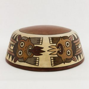 UCLA Fowler Museum Collection: X88.859 Nasca vessel bottom view