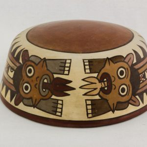 UCLA Fowler Museum Collection: X88.859 Nasca vessel detailed view