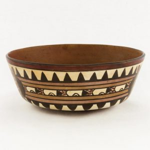 UCLA Fowler Museum Collection: X88.859 Nasca vessel left view