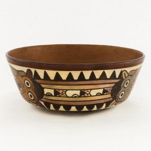UCLA Fowler Museum Collection: X88.859 Nasca vessel right view