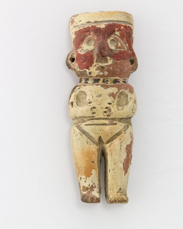 UCLA Fowler Museum Collection: X88.866 Nasca vessel front view