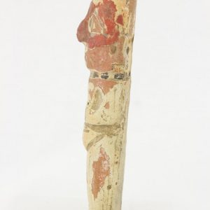 UCLA Fowler Museum Collection: X88.866 Nasca vessel left view