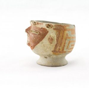 UCLA Fowler Museum Collection: X88.867 Recuay vessel left view