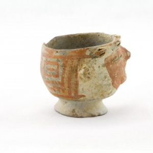 UCLA Fowler Museum Collection: X88.867 Recuay vessel right view