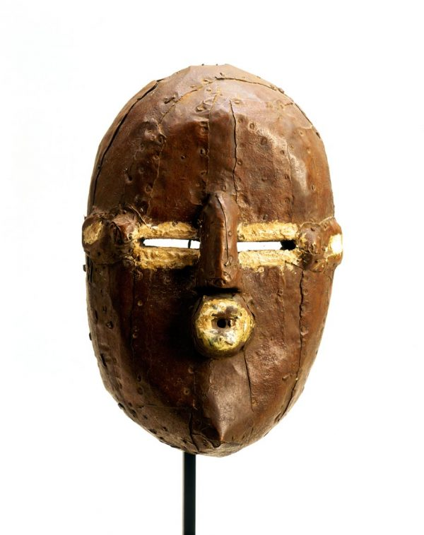 UCLA Fowler Museum Collection: X88.965 Mask