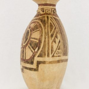 UCLA Fowler Museum Collection: X89.755 Recuay vessel