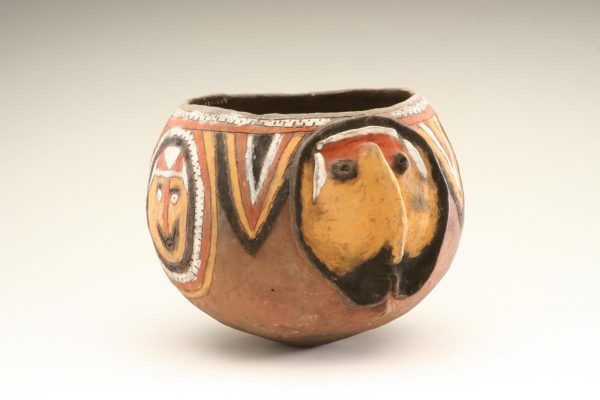 UCLA Fowler Museum Collection: X89.649 Ceremonial bowl (kwam)