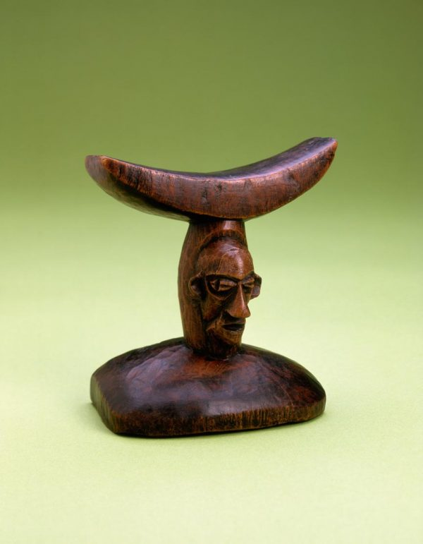 UCLA Fowler Museum Collection: X89.779 Headrest