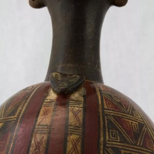 UCLA Fowler Museum Collection: X90.478 Provincial Inca vessel detailed view