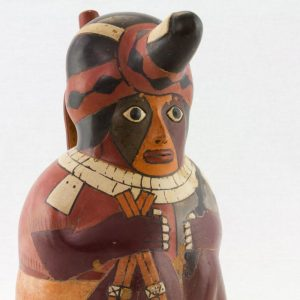 UCLA Fowler Museum Collection: X90.479 Proto Nasca Vessel detailed view