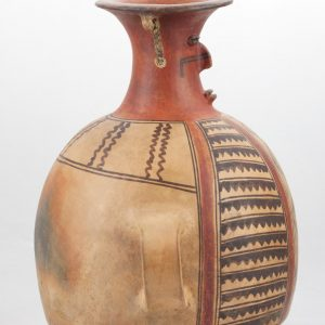 UCLA Fowler Museum Collection: X90.484 Chimu Inca vessel right view