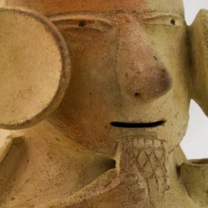 UCLA Fowler Museum Collection: X90.489 Salinar vessel detailed view