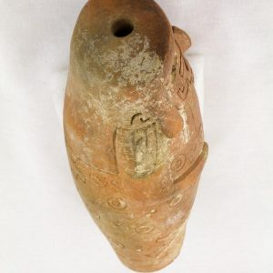 UCLA Fowler Museum Collection: X90.493 Chavin vessel right view