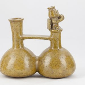 UCLA Fowler Museum Collection: X90.494 Colonial vessel right view