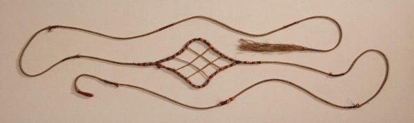 UCLA Fowler Museum Collection: X90.697 Sling for hunting birds(?)