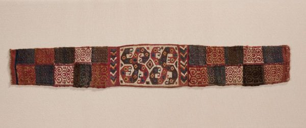 UCLA Fowler Museum Collection: X90.698 Headband full view