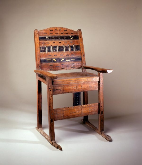 UCLA Fowler Museum Collection: X90.171 Chair