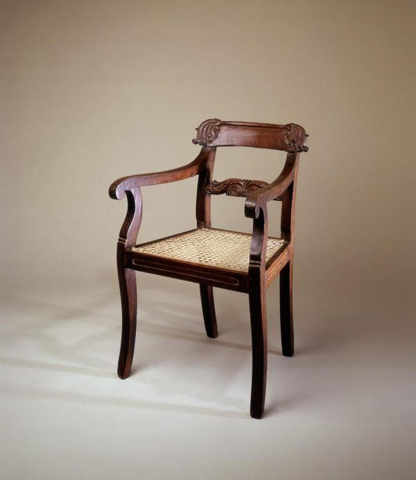 UCLA Fowler Museum Collection: X90.175 Chair