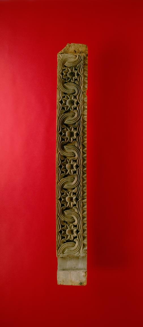 UCLA Fowler Museum Collection: X90.182 Door lintel