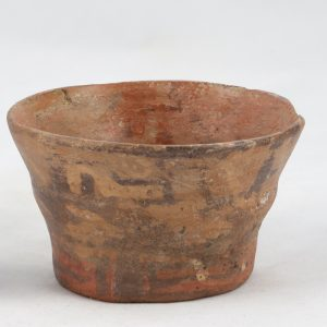 UCLA Fowler Museum Collection: X91.1540 Tiwanacu vessel back view