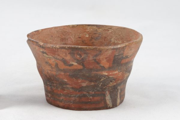 UCLA Fowler Museum Collection: X91.1540 Tiwanacu vessel front view