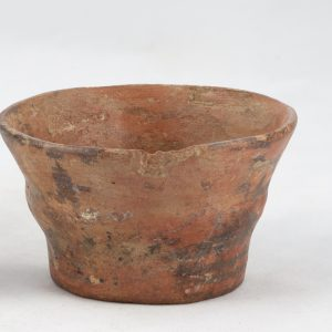 UCLA Fowler Museum Collection: X91.1540 Tiwanacu vessel left view