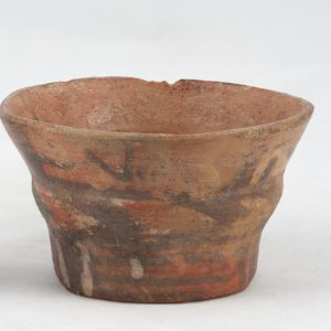 UCLA Fowler Museum Collection: X91.1540 Tiwanacu vessel right view