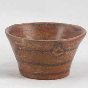 UCLA Fowler Museum Collection: X91.1541 Tiwanacu vessel left view