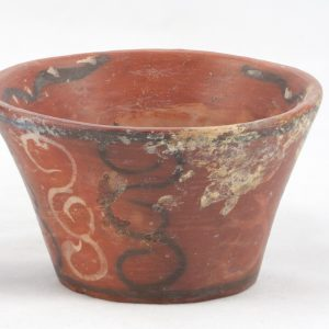 UCLA Fowler Museum Collection: X91.1542 Tiwanacu vessel back view