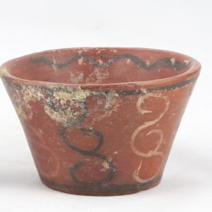 UCLA Fowler Museum Collection: X91.1542 Tiwanacu vessel left view