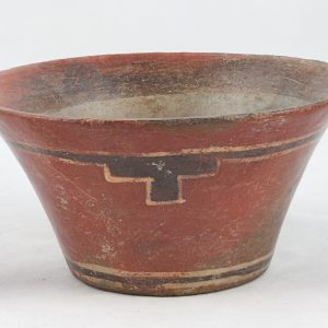 UCLA Fowler Museum Collection: X91.1544 Tiwanacu vessel back view