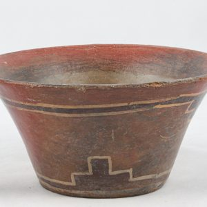 UCLA Fowler Museum Collection: X91.1544 Tiwanacu vessel left view