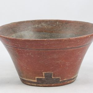 UCLA Fowler Museum Collection: X91.1544 Tiwanacu vessel right view