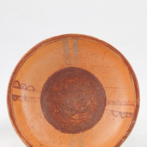 UCLA Fowler Museum Collection: X91.1551 Inca vessel front view