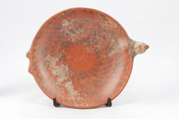 UCLA Fowler Museum Collection: X91.1554 Inca vessel front view