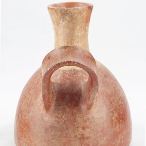 UCLA Fowler Museum Collection: X91.1557 Inca vessel right view