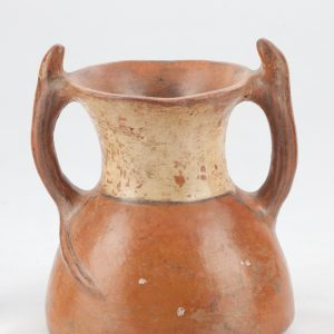 UCLA Fowler Museum Collection: X91.1559 Inca vessel back view