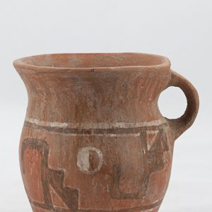 UCLA Fowler Museum Collection: X91.23 Wari vessel right view