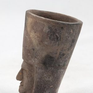 UCLA Fowler Museum Collection: X91.26 Tiwanacu vessel right view