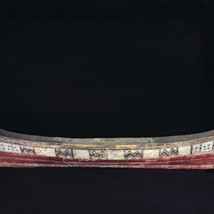 UCLA Fowler Museum Collection: X91.5703a-d Canoe (tatara)