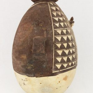 UCLA Fowler Museum Collection: X91.78 Chancay vessel right view