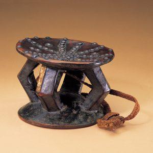 UCLA Fowler Museum Collection: X91.241 Lega stool