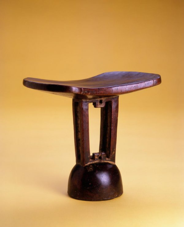 UCLA Fowler Museum Collection: X91.311 Headrest