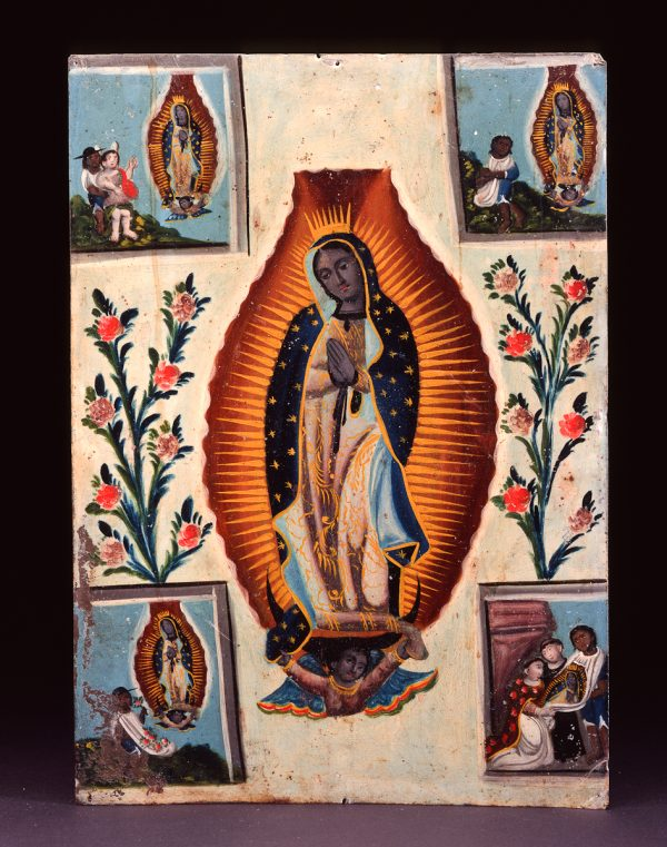 UCLA Fowler Museum Collection: X91.4615 Retablo
